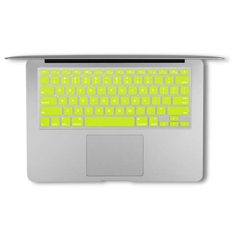 Screen Keyboard Protektor Palm Guard Macbook Air 13 Murah 3 in 1 neon yellow macbook air 13 frosted keyboard