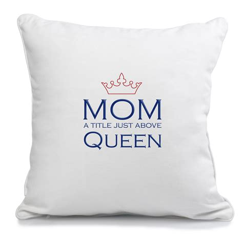Pillows For Mothers mother s day groomsadvice