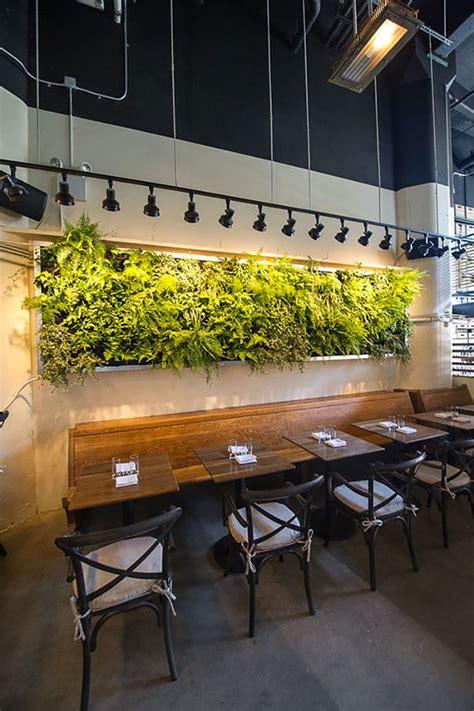 giardino verticale interno giardino verticale interno 25 idee per pareti verdi in
