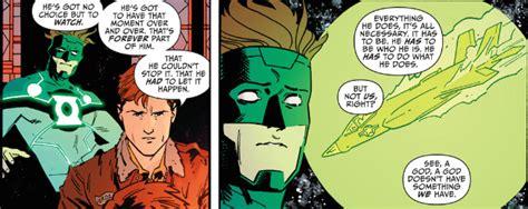 green lantern god of light weird science dc comics justice league the darkseid war