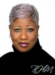 gray american hair styles 1000 images about older african american women hairstyles