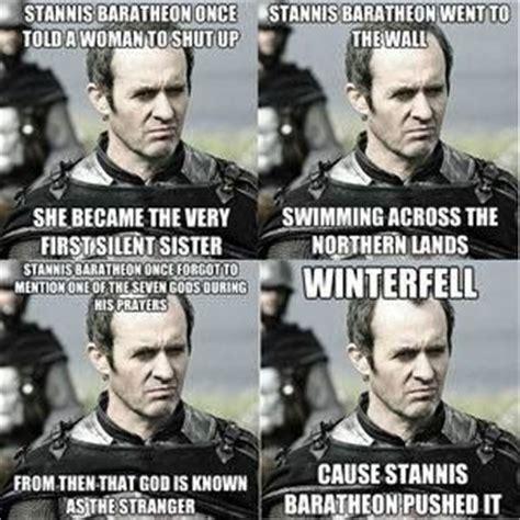 Stannis Baratheon Memes - stannis it s so funnay pinterest