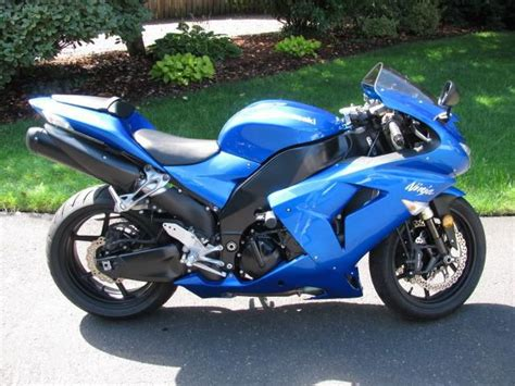 2007 Kawasaki Zx10r by 2007 Kawasaki Zx 10r Sportbike For Sale On 2040 Motos