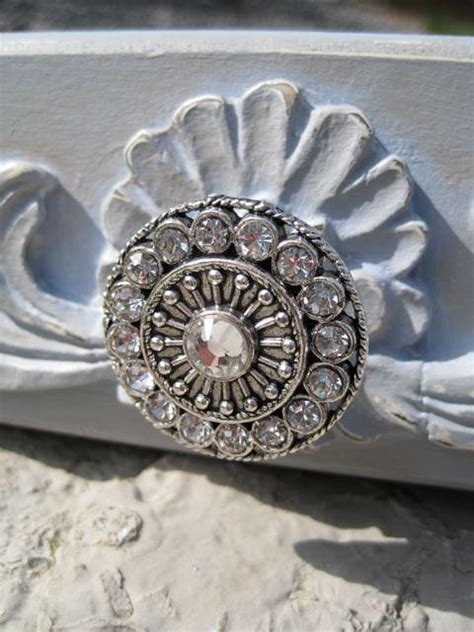 Eclectic Drawer Pulls by Amazing Drawer Knobs With Swarovski Crystals By