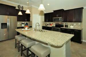 In The Kitchen R by Focus On D R Horton Homes Jacksonville