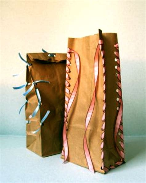 Paper Bag Crafts For Adults - 25 paper bag crafts you and your will