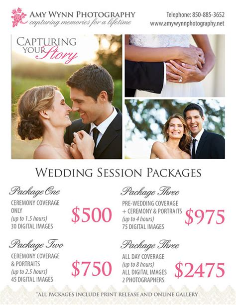 Wedding Photo Prices by Wedding Photography Package Pricing By Studiotwentynine On