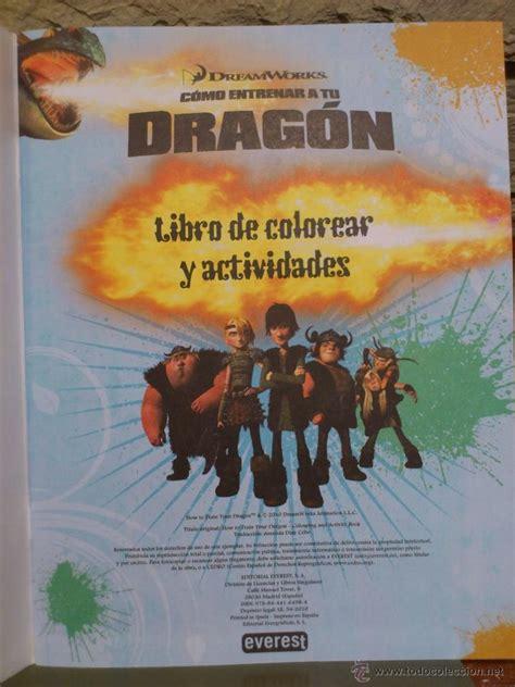 libro the dragon the como entrenar a tu dragon 2010 libro de col comprar merchandising tebeos y comics en