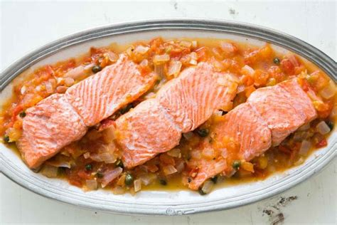 Poached Tuna by Fish And Seafood Recipes Simplyrecipes Com