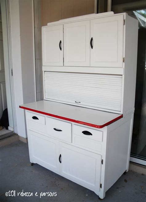 Restoring Old Kitchen Cabinets by Restoring A Hoosier Cabinet Centerfordemocracy Org