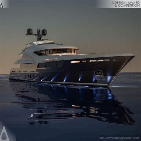 yacht design competition 2015 golden a design award for sarp 46m superyacht by sarp