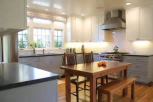 Two Tone Grey Kitchen Cabinets Photos The Two Toned Kitchen Cabinets Gray Davis Gray Fox Nidahspa
