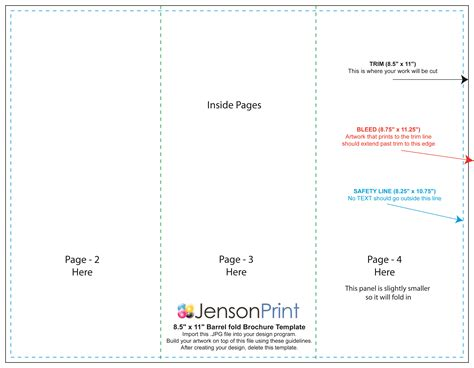 8 5 x 11 business card template 4 fold card 8 5 x 11 template circuit diagram maker