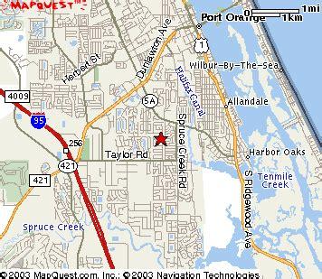 map port orange florida marriage license office daytona florida maps