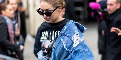 cute denim jacket outfits  women  jean jackets