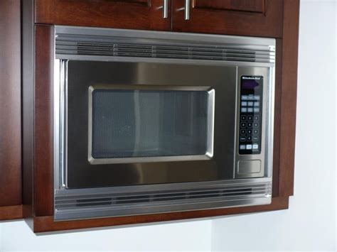 Kris Microwave Oven fixes built in microwave kitchen upgrade