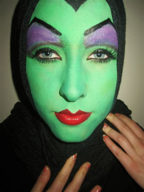 obsessed  makeup halloween maleficent