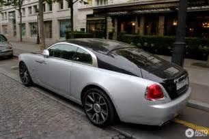 Rolls Royce Wraith Ii Rolls Royce Wraith Series Ii 22 April 2017 Autogespot