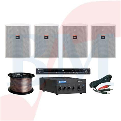 Speaker Jbl Lapangan paket column speaker background paket sound system