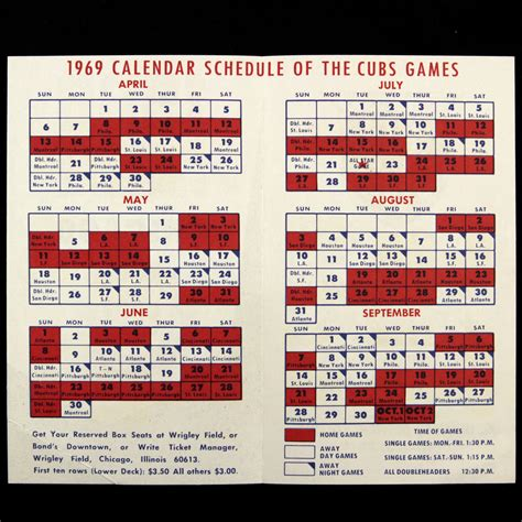 chicago cubs 2015 schedule printable calendar template 2016