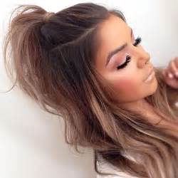 hairstyles worn up best 25 tumblr frisuren ideas on pinterest