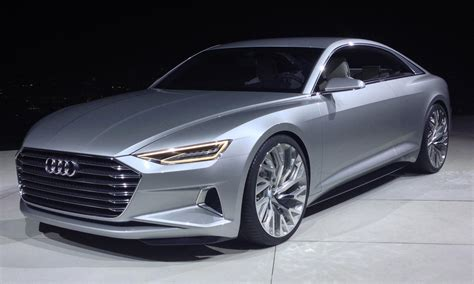 Neues Styling by Audi Prologue Concept Marks New Styling Direction