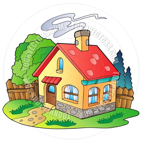 tiny house cartoon cartoon of house cliparts co