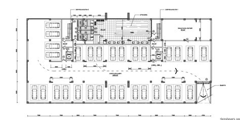parking garage floor plans plans are in the works to renovate the ground floor of