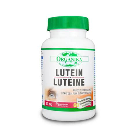 Lutein Lutein luteina lutein forte 30 mg 60 capsule remedii