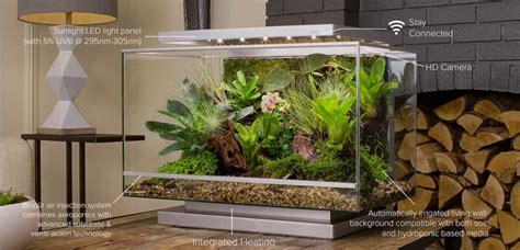 biopod lets  grow   smart miniature rainforest