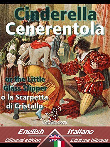 testi paralleli inglese italiano cinderella cenerentola