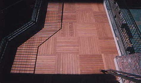 Removable Floor Panels by Exteriors