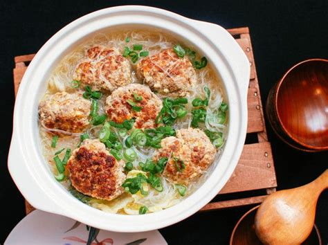 Vermicelli Korea Soun Korea 500gr 17 best ideas about ground pork meatballs on