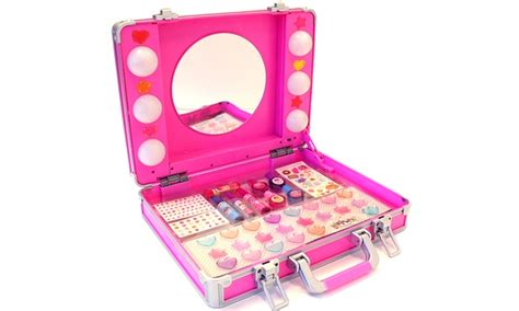 Makeup Makeover 1 Set lalaloopsy mega makeover set groupon