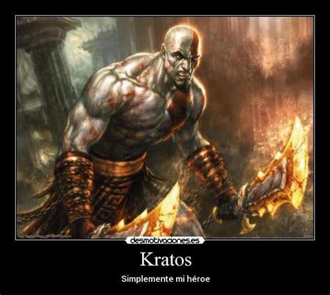 Imagenes Epicas De Kratos | im 225 genes y carteles de kratos pag 14 desmotivaciones