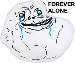 Forever Alone Template moodrush forever alone meme plush cushion rage shop pillow merchandise smiley