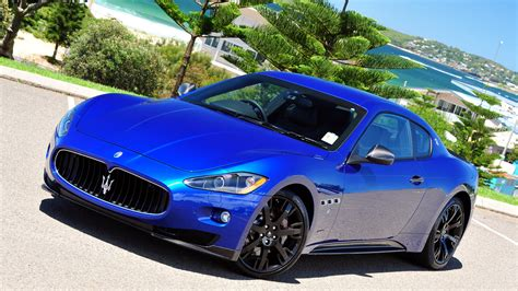 blue maserati maserati on wallpaper backgrounds for your desktop in hd