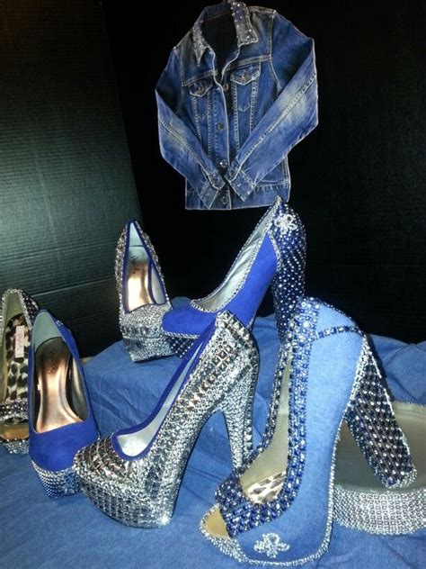 97 Best Images About Debbie S Denim And Diamonds On Denim And Diamonds Centerpieces