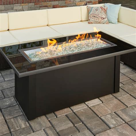 Gas Burning Pit Table Monte Carlo Gas Pit Table Mcr 1242 Blk K