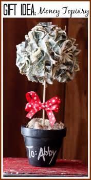 money topiary gift idea sugar bee crafts
