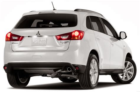 mitsubishi suv 2015 inside 2014 mitsubishi outlander sport es suv cars car features