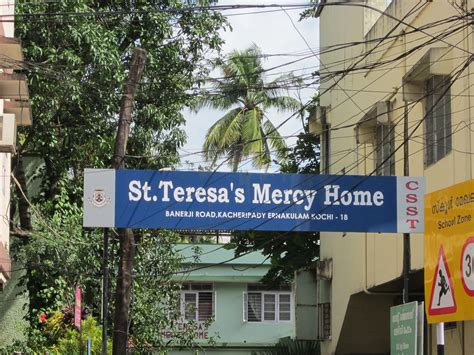 st teresa s mercy home kochi city