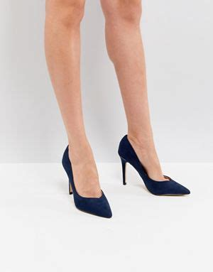 Corset Detail Stiletto Court Shoe At Asos by Pointed Shoes Heels Shoes Heels Stilettos Asos