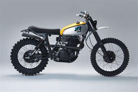 Motorrad Xt 500 by A Yamaha Xt500 Built To Blast Through Swedish Forests