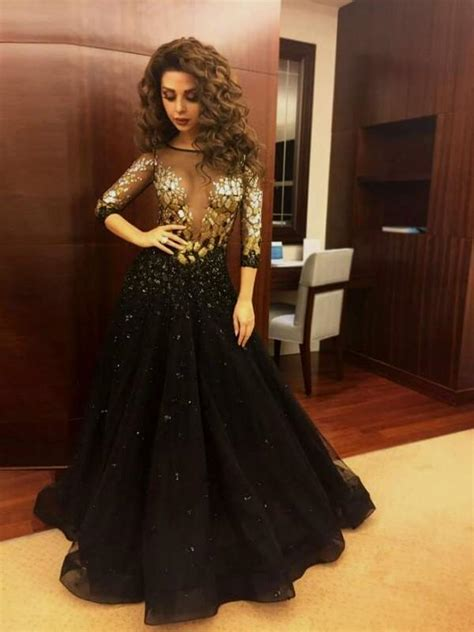 black and gold prom dress www imgkid the