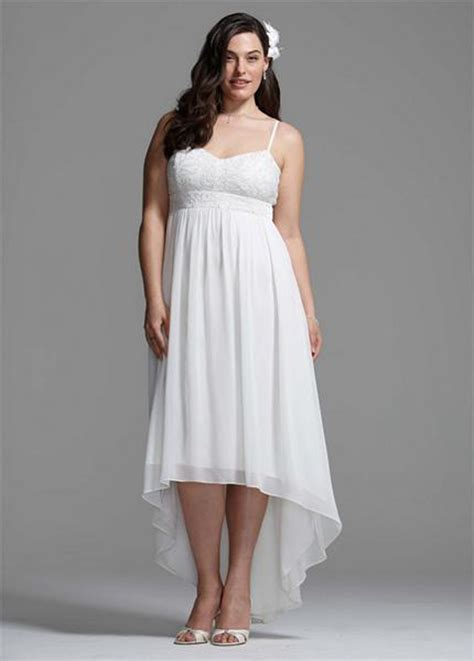 Plus Size Short Wedding Dresses Uk   Styles of Wedding Dresses