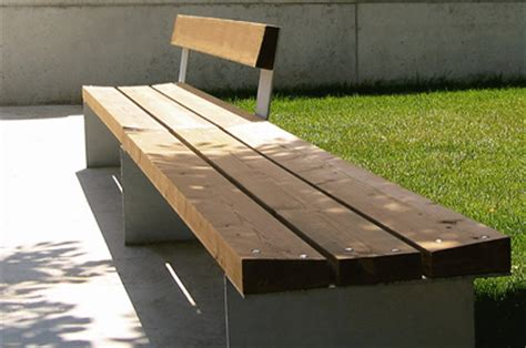 landscape forms benches bancal bench