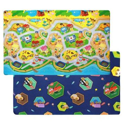 Childrens Play Rugs Home Depot by Dwinguler 4 Ft 6 In X 7 Ft 6 In Animal Orchestra Play