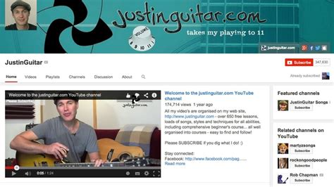 learn guitar youtube channel how to learn guitar tech advisor