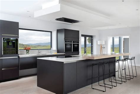 kitchen design black 31 black kitchen ideas for the bold modern home